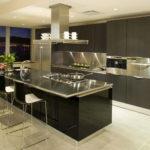 modern kitchen condo apartment